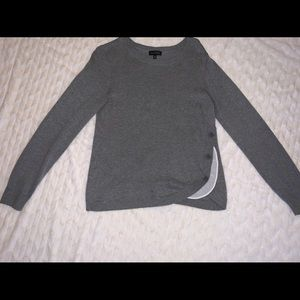 The Limited - Gray Sweater